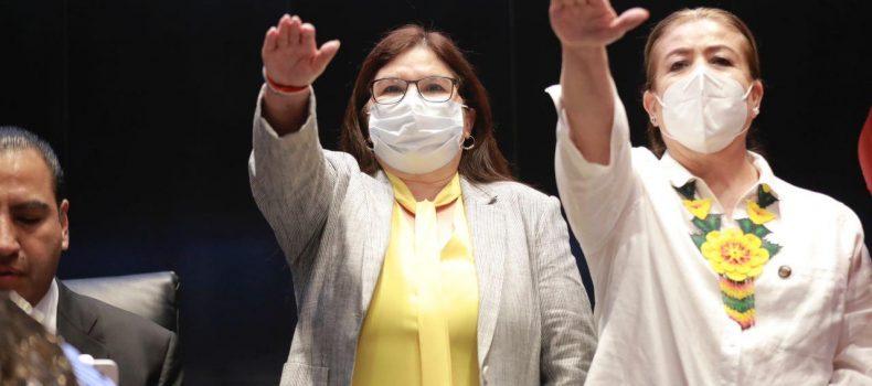 """*""""Responsabilidad y compromiso me guiarán en Vicepresidencia del Senado"""": Imelda Castro*CIUDAD DE MÉXICO"""
