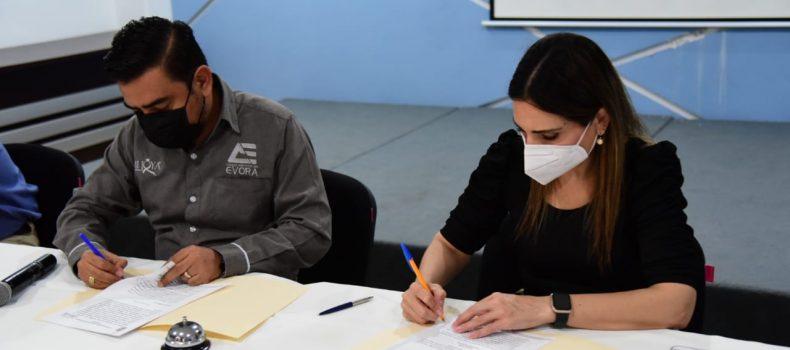 Ayuntamiento y Canaco firman convenio para mejorar la seguridad de los comerciantes