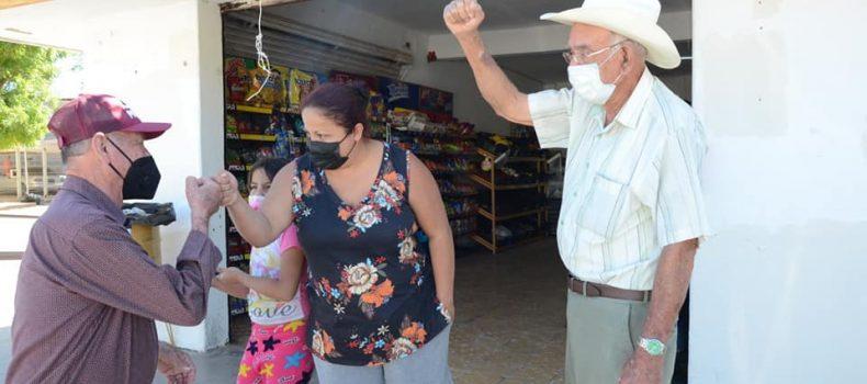"""""""El Profe Mayke"""" consolida su proyecto en la sindicatura de Alhuey"""