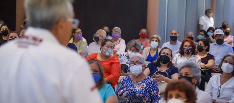 Con mejores condiciones de vida para niños y niñas, transformaremos Sinaloa: RRM.