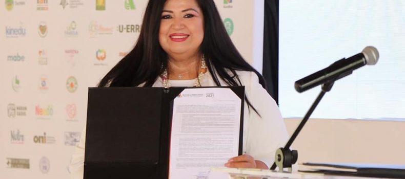 Políticas públicas en favor de la niñez, la única forma de garantizar crecimiento: Rosa Elena Millán.