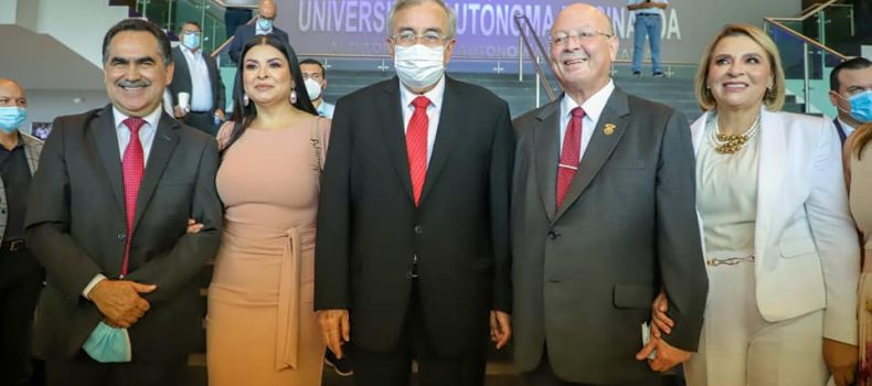 Convoca Rocha Moya a todos los sectores a la unidad y la reconciliación.