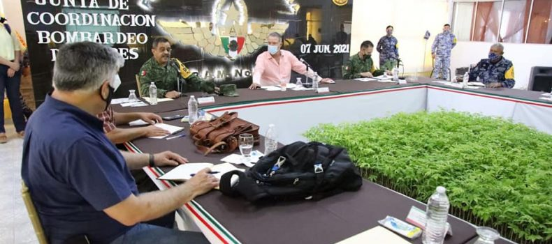 *Se implementará proyecto de bombardeo de nubes ante sequía en Sinaloa: Quirino*