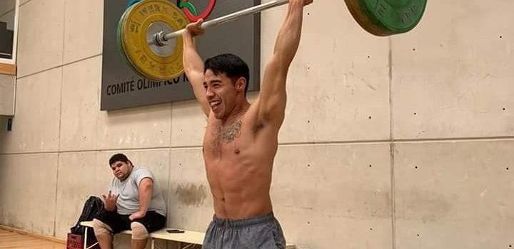Halteristas universitarios logran su clasificación a los Juegos Olímpicos de Tokio.