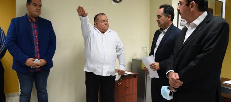 Continúa Rector con la toma de protesta de funcionarios que formarán parte de su administración.