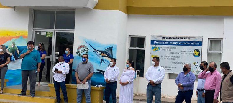 Arranca Ayuntamiento y Sector Salud Campaña de Descacharrización en La Reforma.