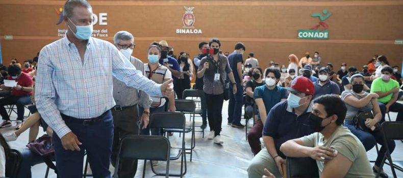 """Quirino confirma visita del presidente López Obrador a Sinaloa; """"será de gran beneficio""""."""