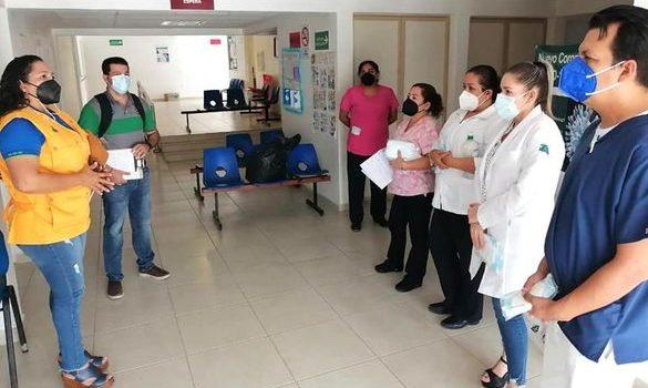 *Inicia Secretaría de Salud pago por Fondos de Ahorros a sus trabajadores*