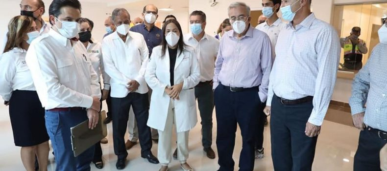 *Cobertura de vacunación contra COVID19 en Sinaloa, por encima del promedio nacional*
