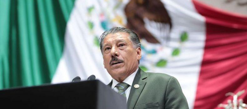 Presenta en tribuna el Dip. Fernando García iniciativa para crear la Secretaría de Pesca y Acuacultura.