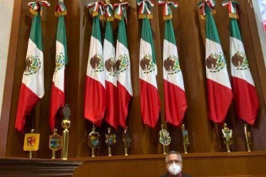 *Ambrocio Chávez pide a la Secretaría de Desarrollo Sustentable atienda proyectos para que se destraben.*