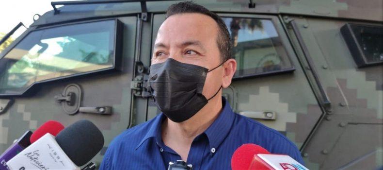*La Fiscalía de Sinaloa no se detiene: Dámaso Castro Zaavedra*